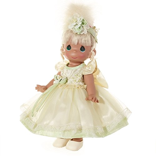Precious Moments Dolls by The Doll Maker, Linda Rick, Ray of Sunshine, 12 inch Doll - Precious Vinyl Moments Doll