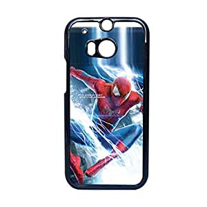 Generic Protective Back Phone Covers For Girl Print With The Amazing Spider Man For Htc One M8 Choose Design 4