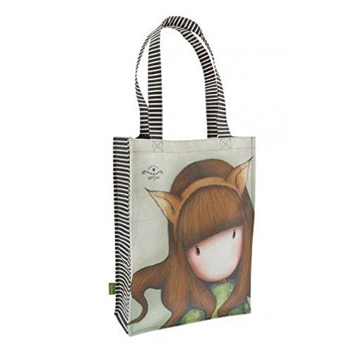Gorjuss Coated Shopper Bag - Der Fuchs