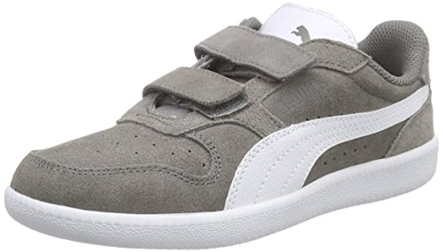 Puma Unisex Kids' Icra Trainer SD V Inf Low-Top Sneakers Black Size: 4 Child UK