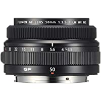 Fujifilm FUJINON GF 50mm F/3.5 R LM WR Lens for GFX Medium Format System