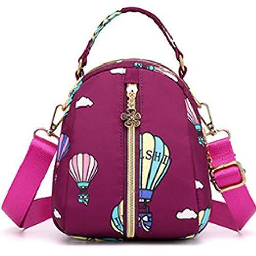 - Nylon Small Crossbody Bags Shoulder Bag for Women Stylish Ladies Messenger Bags Purse and Handbags