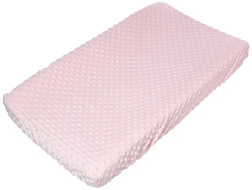 Carter's Changing Pad Cover, Solid Pink, One Size