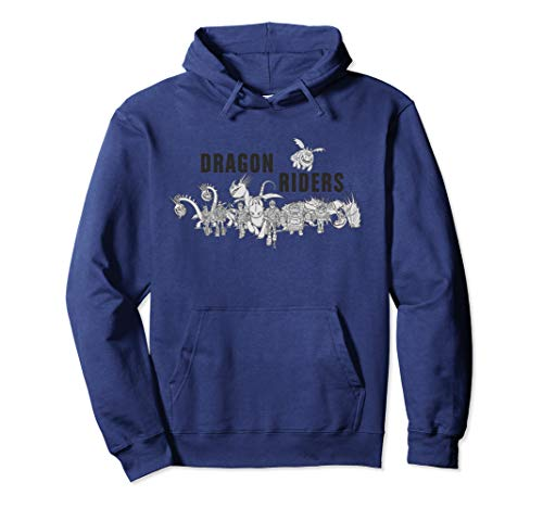 (How to Train Your Dragon 3 Hidden World Take Flight Hoodie)