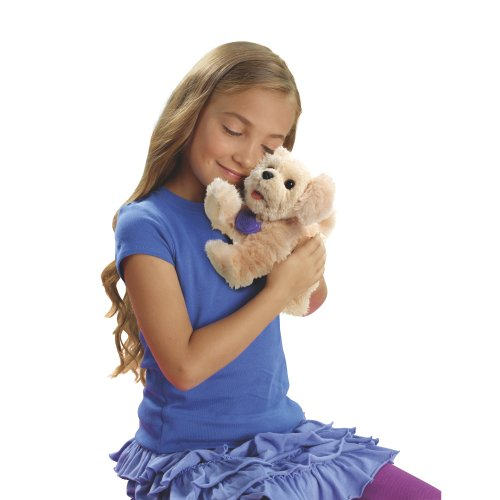 Top Furreal Friends Toys : Furreal friends walkin puppies biscuit toy plush buy