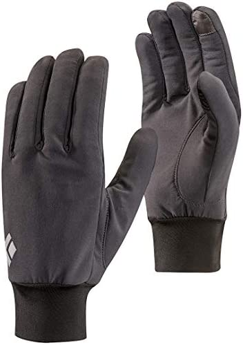 Black Diamond Lightweight Softshell Handschuhe