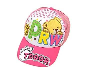 Pink Baseball & Snapback Hat For Kids