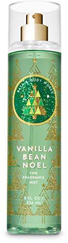 Bath & Body Works Vanilla Bean Noel Fine Fragrance Mist, 8 Ounce