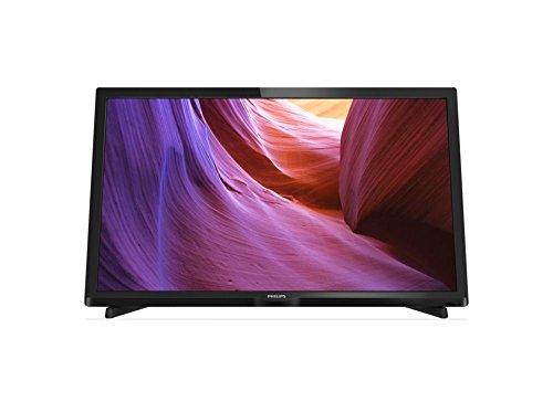 Philips 24PHK4000/12 61 cm (24 Zoll) Fernseher (Triple Tuner)