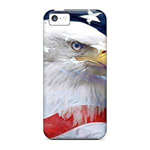 American Eagle 4 Cases Compatible With Iphone 5c/ Hot Protection Cases