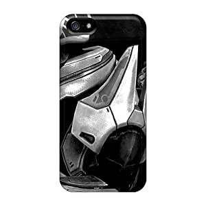Tpu Case For Iphone 5/5s With Halo Reach