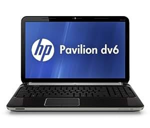 HP Pavilion dv6-6110us 15.6-Inch Entertainment Notebook PC (Black)