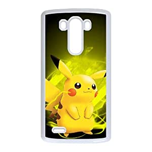 LG G3 Phone Case Cover pikachu ( by one free one ) P65708