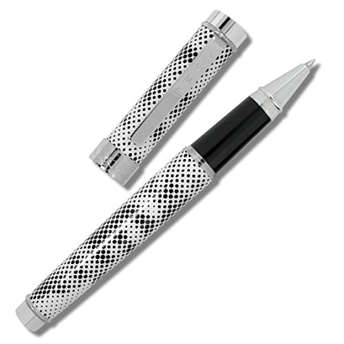 ACME Studios Halftone Roller Ball Pen by Todd Falkowsky (PTF01R) by ACME Studios Inc (Image #1)