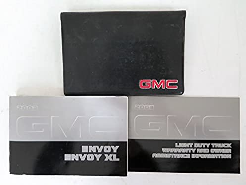 2003 gmc envoy envoy xl owners manual guide book amazon com books rh amazon com 2003 gmc envoy xl owners manual pdf 2003 gmc envoy xl owners manual pdf