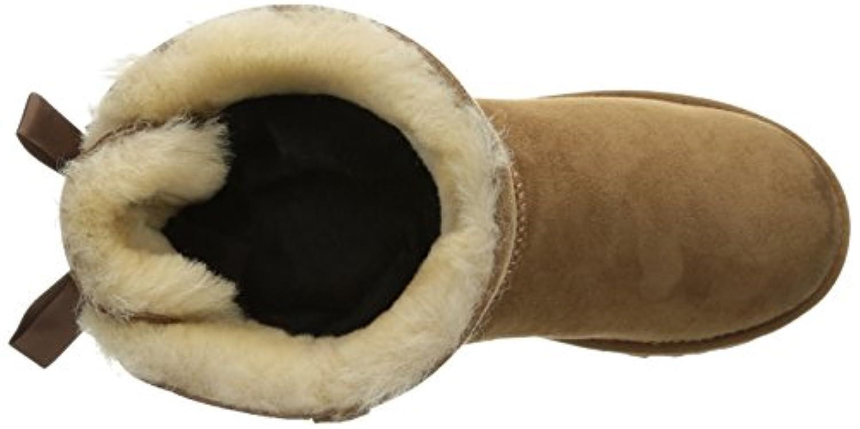 Ugg Bailey Bow, unisex child boots, brown (Chestnut), 4 UK (35 EU)