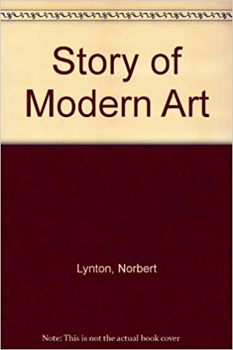 Book Story of Modern Art