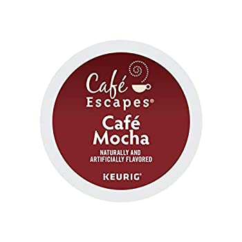 The Café Escapes Gluten-free Mocha K-cups