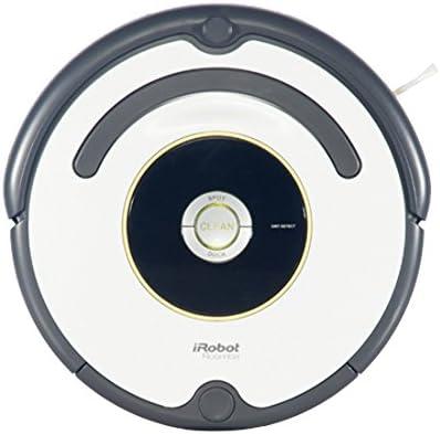 iRobot Roomba 620 - Robot aspirador (diámetro 33 cm, autonomía 120 ...