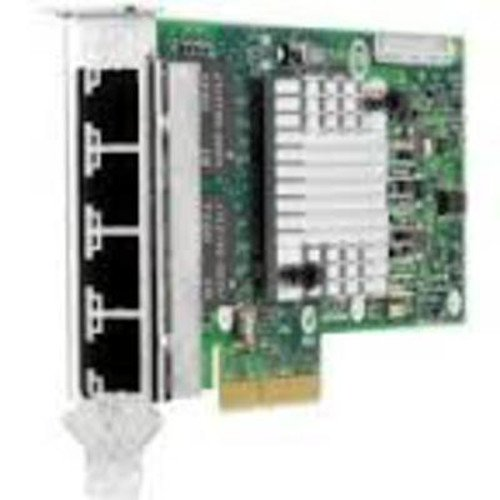 593743-001 - New Bulk HP NC365T 4-PORT ETHERNET SERVER ADAPTER by HP
