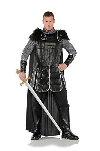 [Underwraps Warrior King Adult Costume-One Size] (Warrior King Costume)
