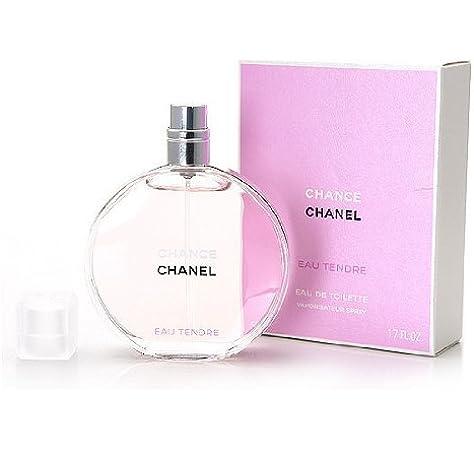 Chanel Chance Eau Tendre EDT Vapo 50 ml: Amazon.es: Belleza
