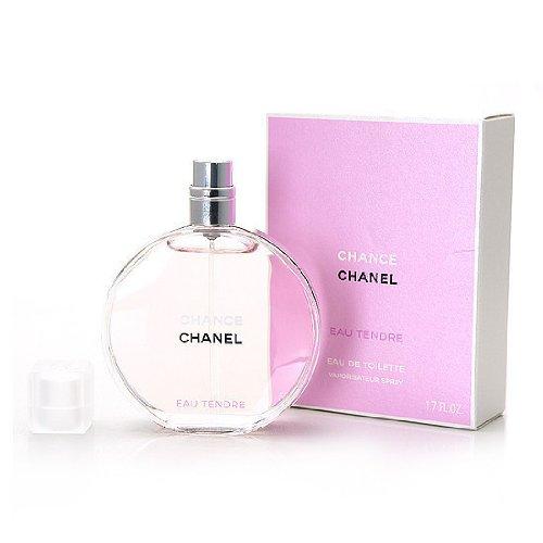 Chanel Perfume - Chanel Chance Eau Tendre - perfumes for women - Eau de Toilette, 50 ml