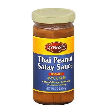 Dynasty Peanut Satay Sauce (1x7Oz) (Peanut Satay Sauce compare prices)