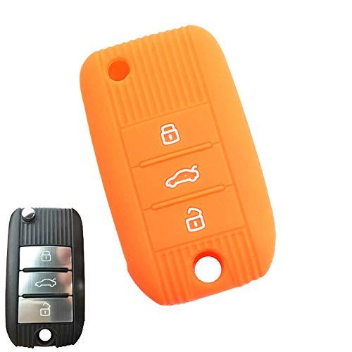 Amazon.com: ECOiNVA - Carcasa de silicona para llave de ...