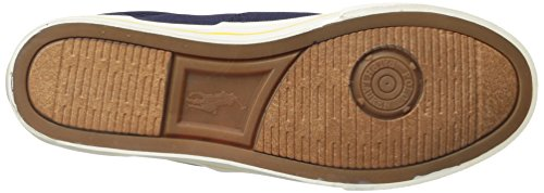 Polo Ralph Lauren Heren Vito Mesh Mode Sneaker Marine