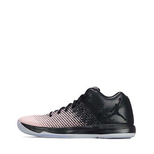 the latest 17767 64da3 Galleon - NIKE Men s Air Jordan XXXI Low Basketball Shoe, Black Sheen Dark  Grey,