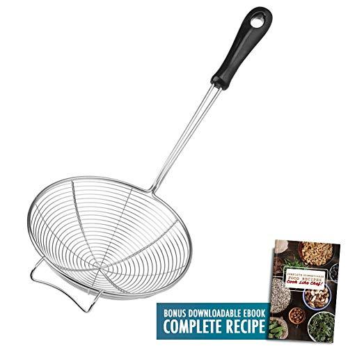 - Asian Spider Kitchen Strainer 6.3