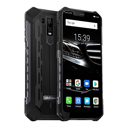 Ulefone Armor 6E Unlocked Cell Phones, Rugged Phones Dual Sim 4G 6.2
