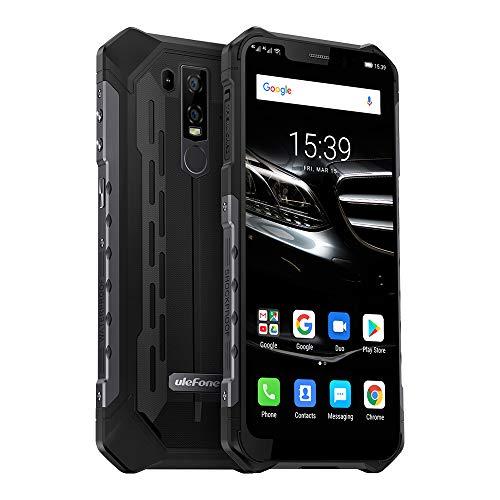 Ulefone Armor 6E Unlocked Cell Phones, Rugged Cell Phones Dual Sim 4G 6.2