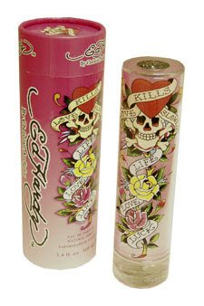Ed Hardy Perfume For Women by Christian Audigier