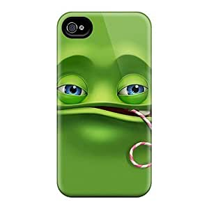 Special Design Back Lazy Monster Phone Case Cover For iphone 5c