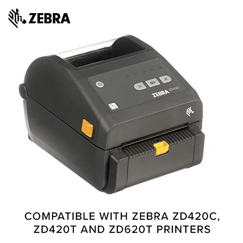 Zebra - Peeler Attachment for ZD420c, ZD420t, and ZD620t Thermal Transfer Desktop Printers - Field Installable by Zebra Technologies (Image #6)
