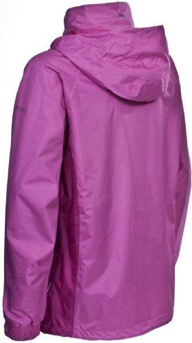 Trespass Tarron XX-Large Violet - Soft shell para mujer rosa