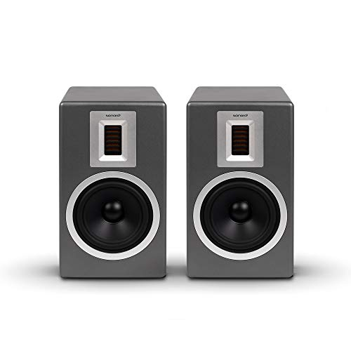 sonoro ORCHESTRA set van 2 hifi-luidsprekers – Mat Grafiet