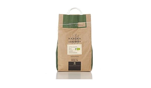 Harina de Centeno Ecológica Integral 5 kg: Amazon.es: Alimentación y bebidas