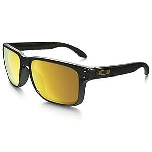 8b0a12749f4 Oakley Shaun White Holbrook Mens Sunglasses Polished Black 24k Iridium