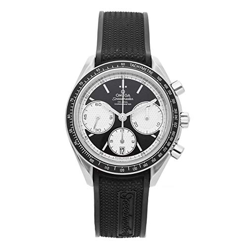 Omega Automatic Wrist Watch (Omega Speedmaster Mechanical (Automatic) Black Dial Mens Watch 326.32.40.50.01.002 (Certified Pre-Owned))