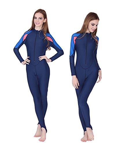 Amazoncom Modest Swimwear Girls Ladies Modesty Jumpsuit One