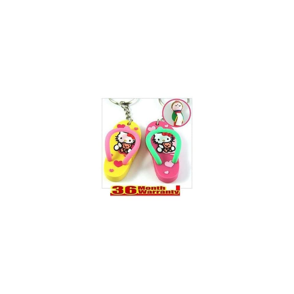 Hello Kitty Cute Slipper Shape Shape 8gb Usb Flash Drive