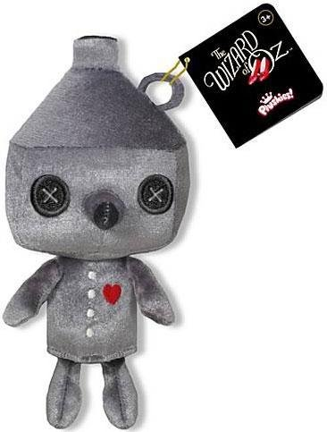 - Plush - Wizard of Oz - Soft Doll Figure - Tin Tan