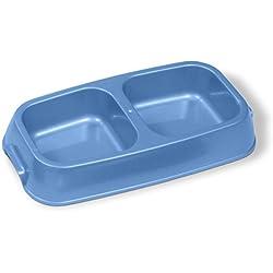 Van Ness Lightweight Diner Pet Dish Capacity: Medium