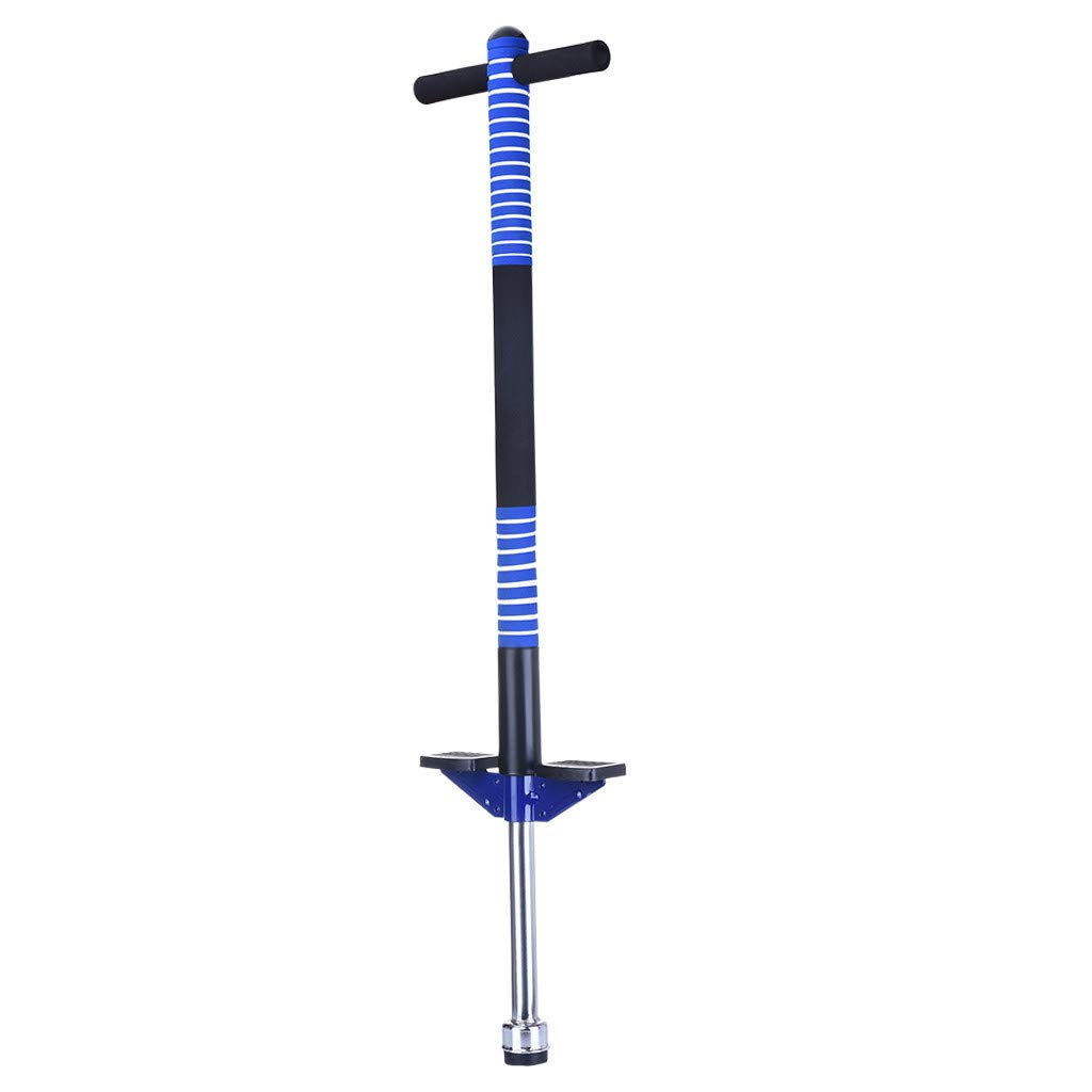 TADAMI Pogo Stick Stilts Springs Doll Jumping Stick Jumper for Kids Ages 5+ Fun Outdoor Toys for Boys & Girls Trainer Outdoor Sports Balance Sports Perfect for Balance Training
