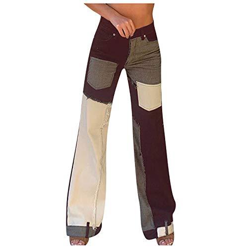 LISTHA High Waist Rose Stretch Jeans Women Slim Sexy Pencil Denim Pants Trouser