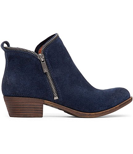 Embrossed Leather Lucky Bootie Stud Women's Lagoon Brand 'Bartalino' 8qXaI