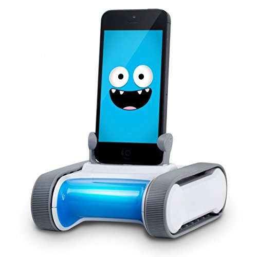 Romo App-Controlled Robotic Pet for iOS Devices - for iPhone 5, 5s & 5c